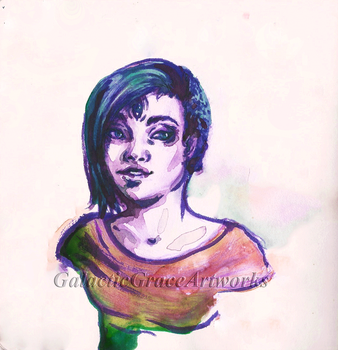 Click For .Gif by GalacticGraceArtwork