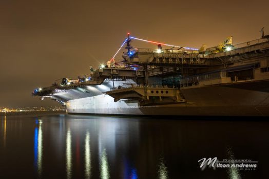 USS Midway by andmil