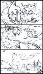 Step by Step- Fantasy Beasts by Ultragriffy