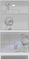 Frisk and Chara - Ch2: Page 1 by ArtisticAnimal101