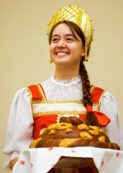 Russian Girl by tiefel