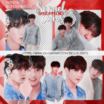 Jeon Jungkook    Png Pack   11# by SequelEdits