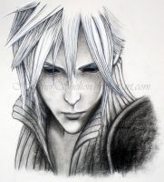 FINAL FANTASY 7: Cloud Strife by HEATHSHHH