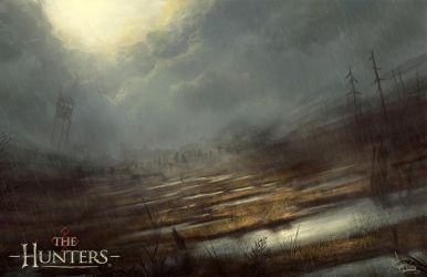 Undead Marshes by SarahMillerCreations