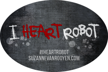 I Heart Robot by LadyXaniver