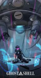 Ghost In The Shell - Motoko by tanhuitian