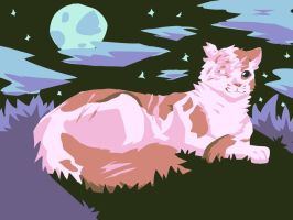 brightheart by paintedpaw-cat