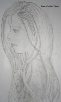 Sketch of Bella from Twilight - The Graphic Novel by Toad-x-Yoshi-x-Peach