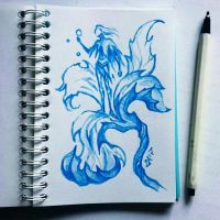 Instaart - Iris by Candra