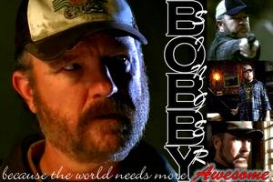 Bobby Singer Wallpaper by raefalcon