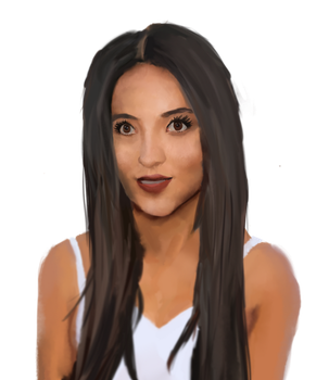 Shay Mitchell by moon-coyote