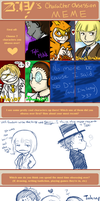 Character Obsession meme by HoneyAppleNinja