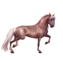 Your horse here | Talvace by Zakeido