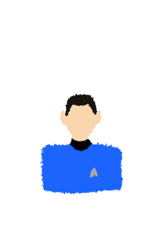 Spock by SuperComicGeek