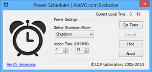 Power Scheduler by Vishal-Gupta