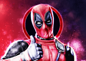 Deadpool by p1xer
