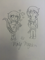 What? I cant play cupid? by MintyMagic74