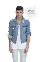Zayn Malik render 009 [.png] by Ithilrin by Ithilrin