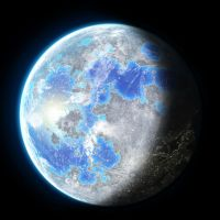 Terraformed Moon by PhotoshopAddict89