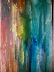 Abstract Painting  by Squirtgrace