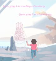Steven Universe- Rose's Words by PhantomSkyler