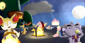 PMDU - The Great Cactus Cookout by Mytew