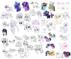 Doodle Dump 2 by Mixermike622