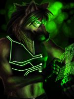Icon Commission - Hacker by jocarra