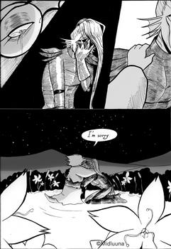 Obliviotale - Lost letter [page 9] by MidLuuna