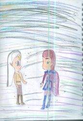 Aaron tells Hiccup his life story by Kelseyalicia