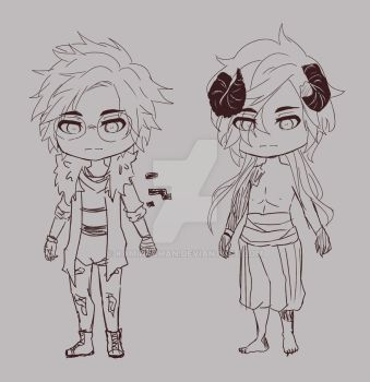 Adoptables #33 -CLOSED by KamikaChan
