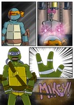 TMNT TCRI 2105: Page 2 by KameBoxer