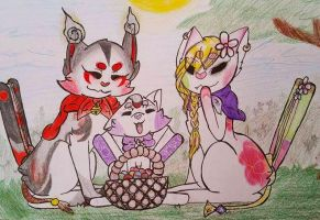 First Easter Outing! by Etrenelle