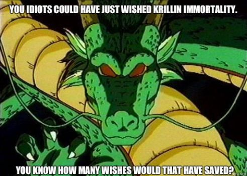 Shenron Proposes a Better Wish by Tepheris