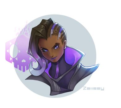 Sombra by Zaiisey