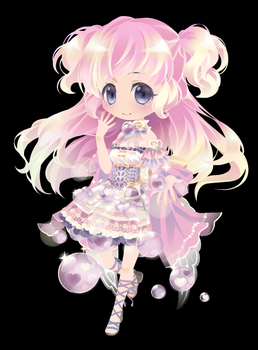 # 149 gacha ~Magical girl~ by Paper-Doll-Adopts