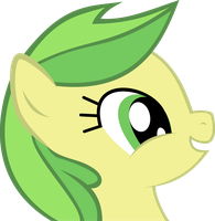 Apple Fritter - Applejack's cousin by abydos91