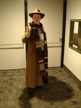 The 4th Doctor by Neville6000