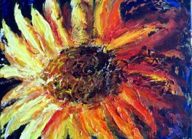 Sunflower by Lilli28