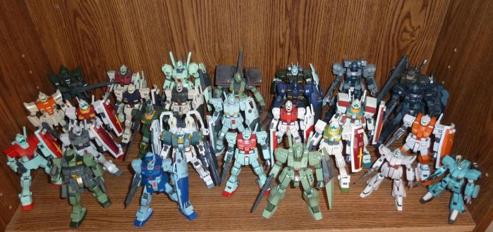 My GM Collection 092614 by Blayaden