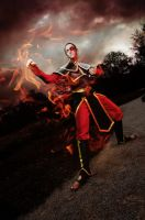 Fire prince Zuko - Avatar: The Last Airbender by TophWei
