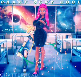 CRAZY SEXY COOL by chatterHEAD