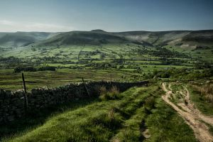 Path to Edale by CharmingPhotography