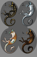 Freinn dragon [flatsale][0/4][CLOSED] by TheAdoptArtist