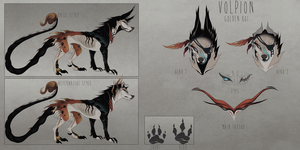 [CLOSED] Volpion auction by runmare