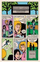 Lady Spectra and Sparky: Custody Battle pg. 21 by JKCarrier