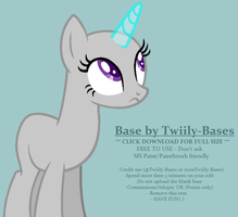 MLP Base 285 by ShiiBases