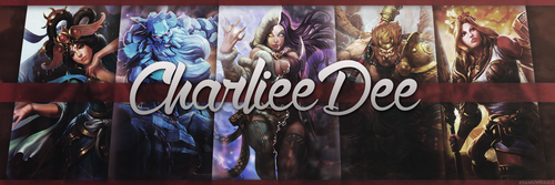 Smite Twitter Banner for CharlieeDee by Samuwhale