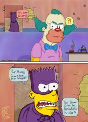 It's Over Krusty [COLORED] by BiGEd5