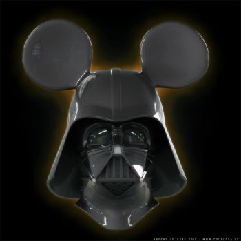 Darth Disney by bazze